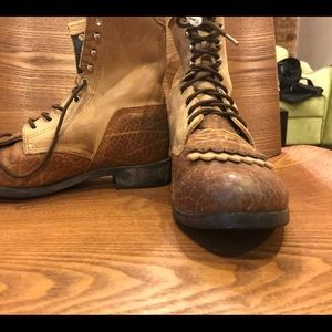 Ariat Shoes - Ariat Heritage Lacer Boots Vintage
